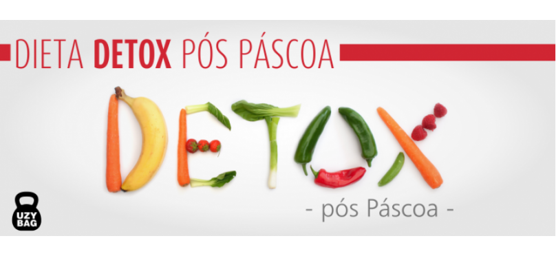 Dieta Detox pós Páscoa